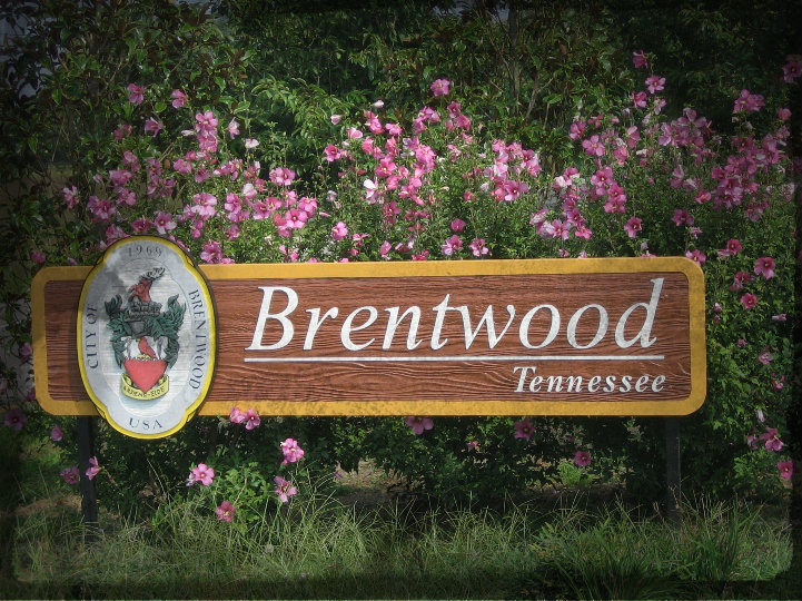 Brentwood Tennessee Logo